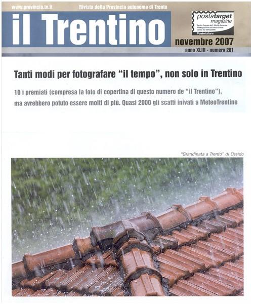 Grandinata-il-Trentino