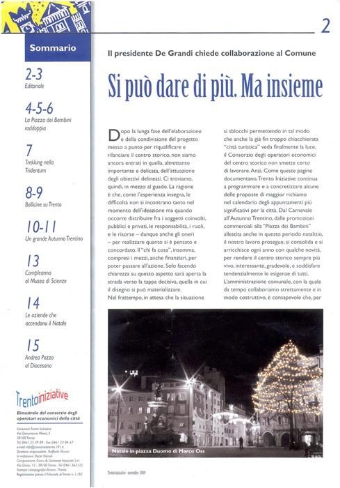 Trento-iniziative